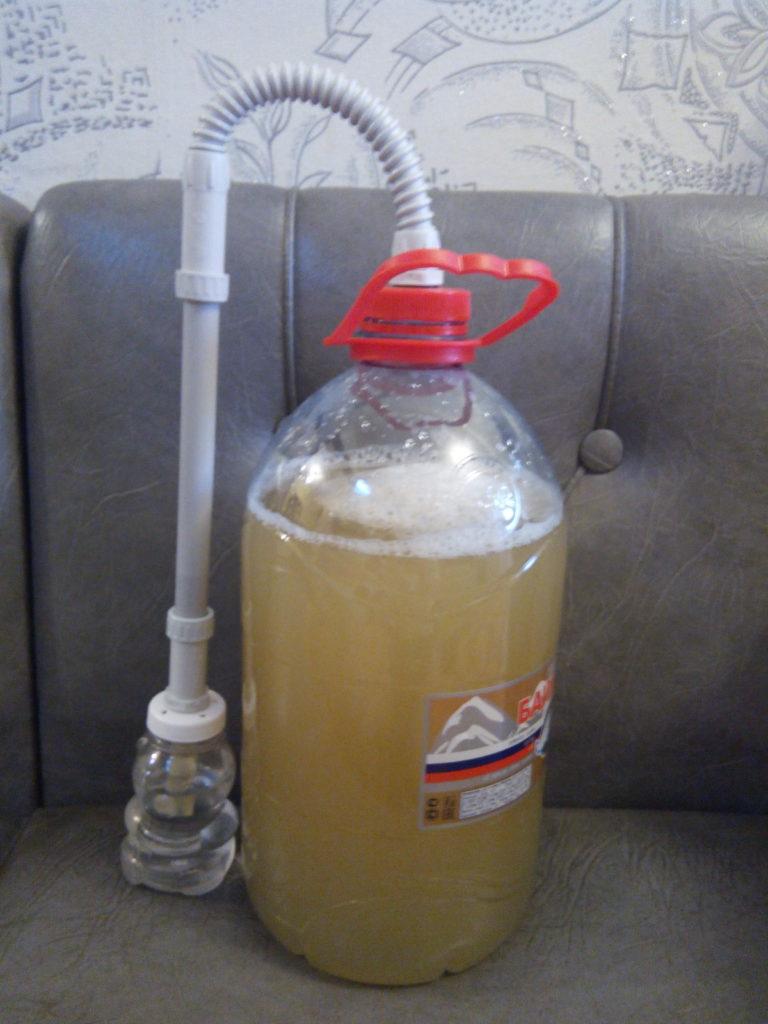рецепт браги для самогона ёмкость 20 литров