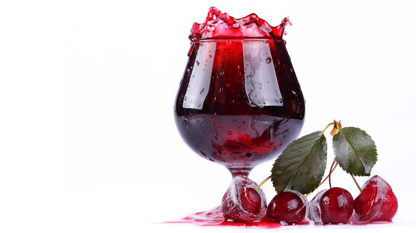 Рецепт вино на вишне